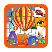 Vehicles Puzzles for Kids