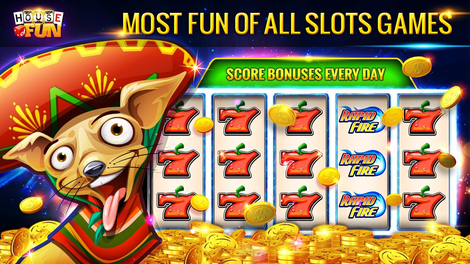 Slots for Fun: Slotomania Unique Features