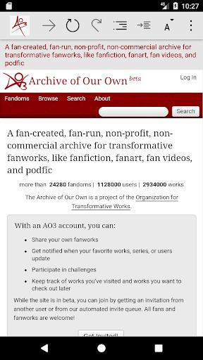 Archive Track Reader 1.1.1.7 screenshots 1