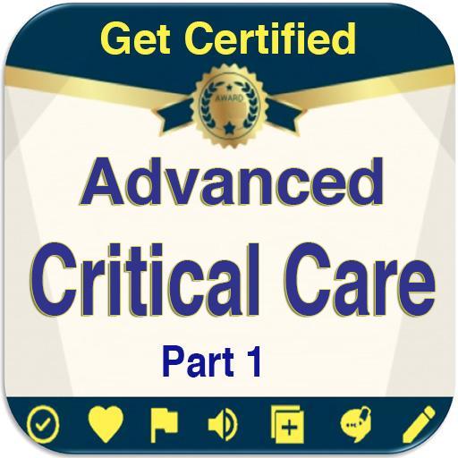 Advanced Critical Care Nursing App : Final Exam