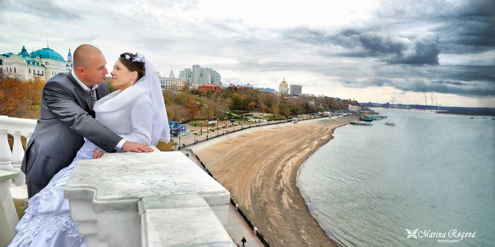 Марина Рогова в Хабаровске