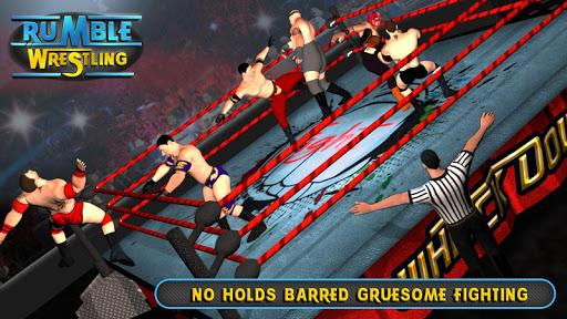 RUMBLE WRESTLING EVOLUTION : WRESTLING GAMES FIGHT 1.4 screenshots 3