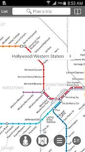 Go Metro Los Angeles - screenshot thumbnail