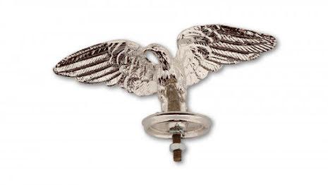 Fender figure eagle