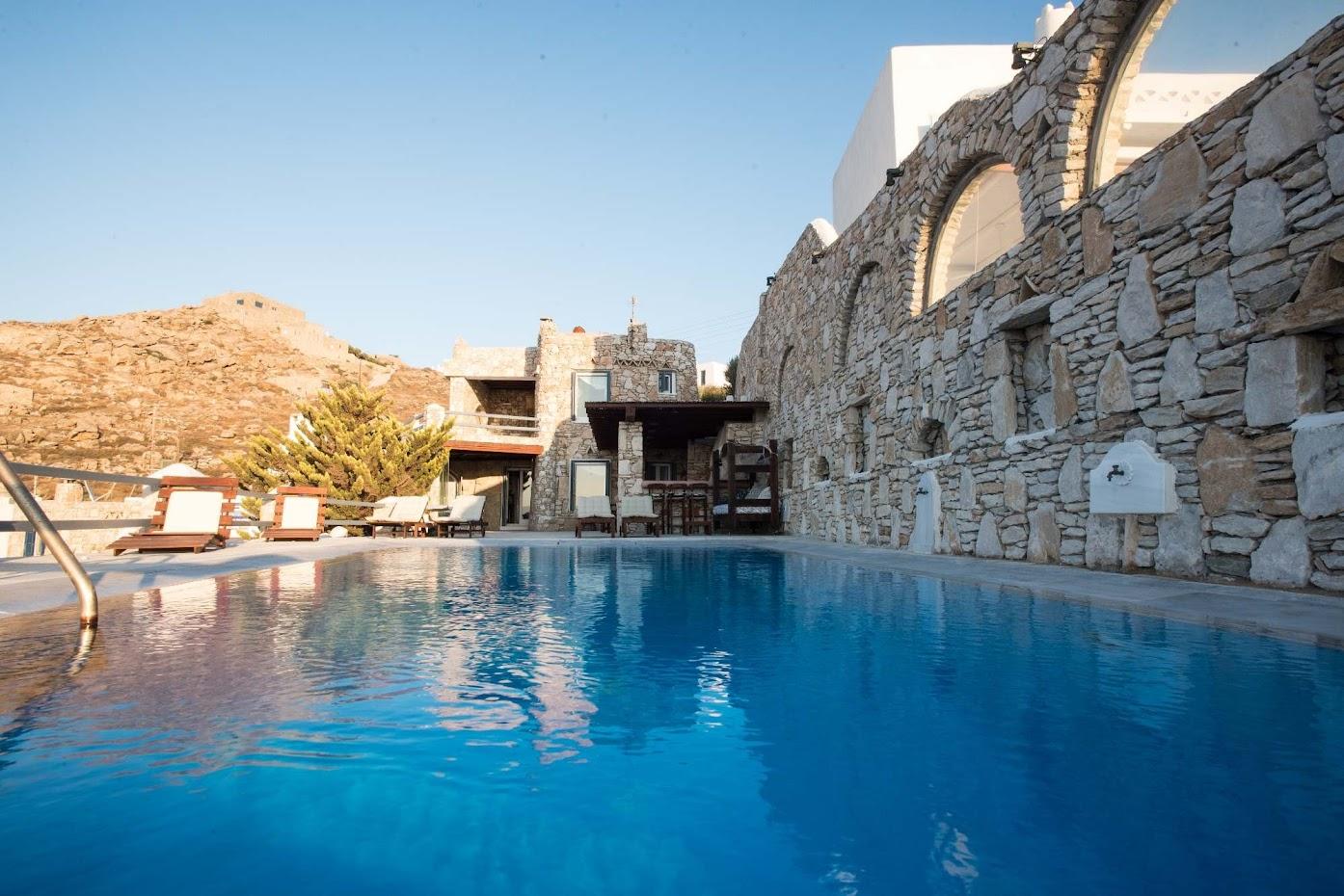 Villa P.S.L., Mykonos