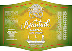 Council Beatitude Mango Tart Saison