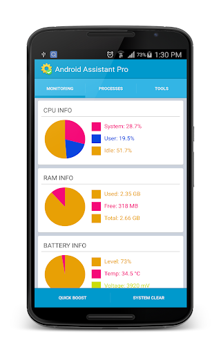 Assist For Android