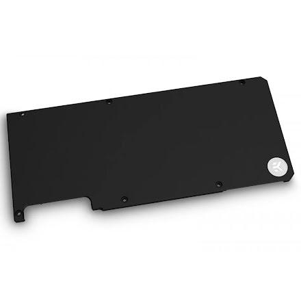 EK bakplate for EK-Quantum Vector Trinity RTX 3080/3090 Backplate – Black