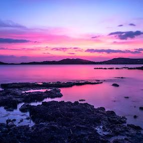 Beautiful Greece by Zisimos Zizos - Landscapes Sunsets & Sunrises ( sony, sunset, greece, long exposure, seascape, sunrise )