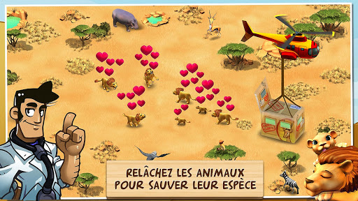 Télécharger gratuit Wonder Zoo - Animal rescue ! APK MOD 2