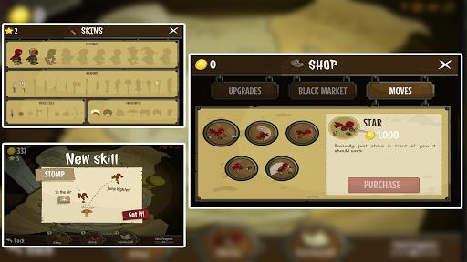 Rogue Soul 2: Side Scrolling Platformer Game 1.0.0 screenshots 3