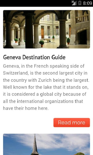 スイス旅行ガイド
