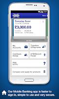 Screenshot of Halifax Mobile Banking app