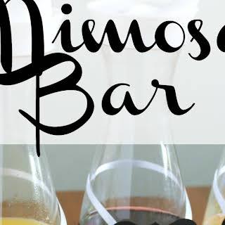 Mimosa Bar.