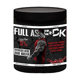 5% Full As Fuck