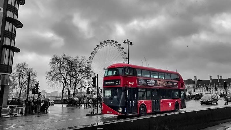 Londra e la sua ruota di SilviaC94