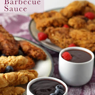 Berry Barbecue Sauce.