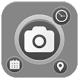 Insta Timestamp Camera icon