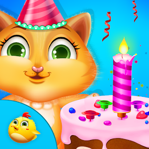 Kitty Birthday Party Time for PC and MAC
