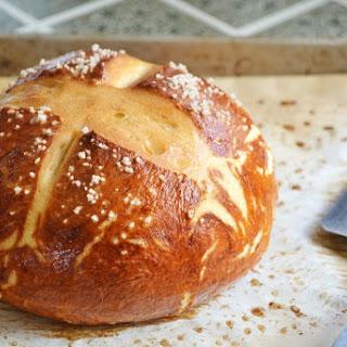 Pretzel Bread.