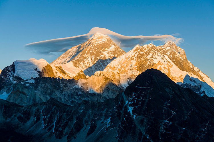 Mount Everest. Picture: GETTY IMAGES