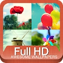HD AWESOME WALLPAPERS icon