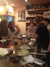 Photo: 9/16 稽古終わりにみんなで飲み会。@みくに丸