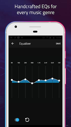 Boom: Music Player, Bass Booster & Equalizer screenshot 8