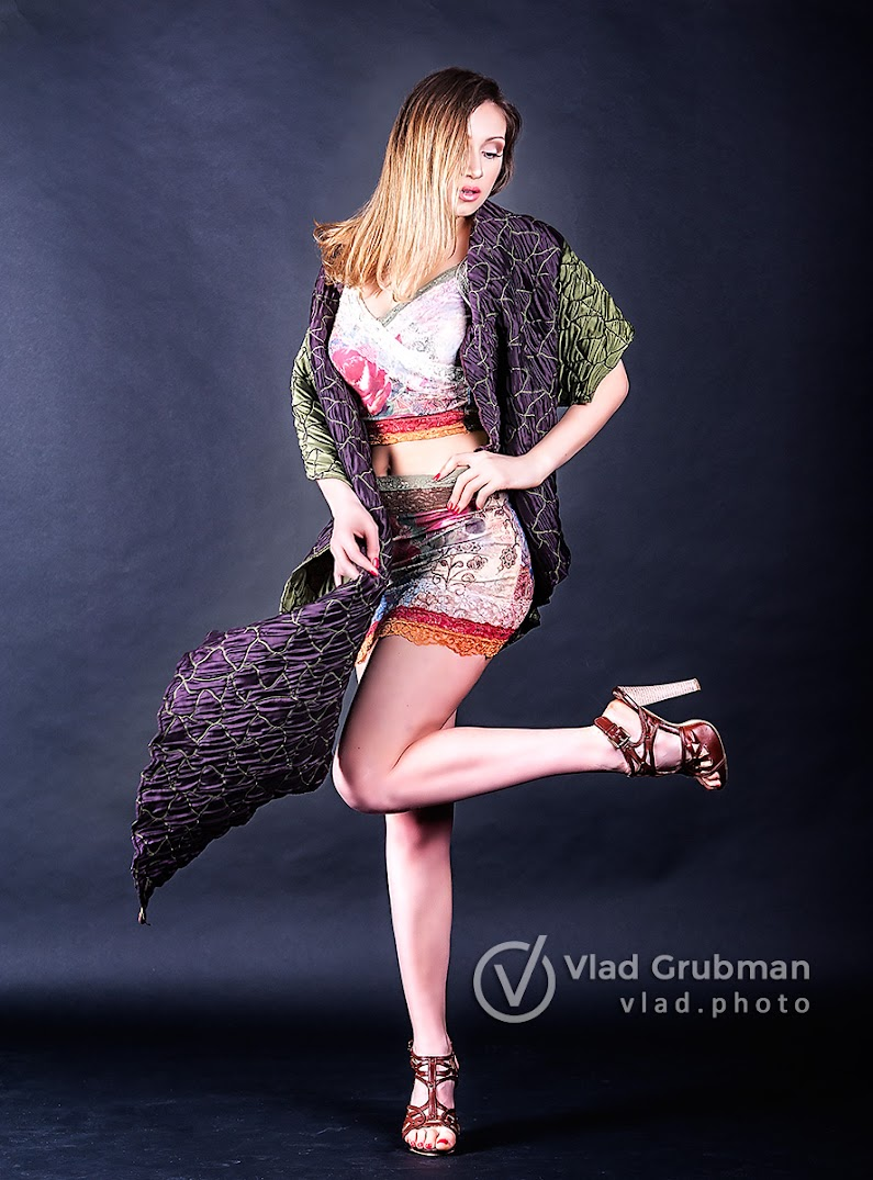Model portfolio development - Photography by Vlad Grubman / ZealusMedia.com