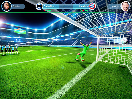 FreeKick PvP Football 1.2.1 gameplay | by HackJr.Pw 10