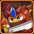 Ninja Go Legendary - Warrior Ninja War 2018 icon