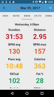 iCardio 4 Workout Tracker & Heart Rate Training- screenshot thumbnail