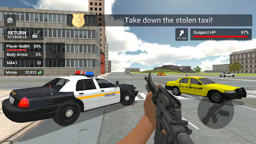 Cop Duty Police Car Simulator screenshots 2