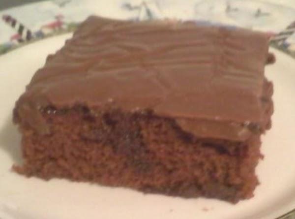 Texas Cake Recipe