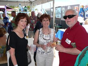 Photo: Marlene Pickell, Sue Krol, Ed Wilkens