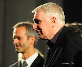 Photo: due grande maestri