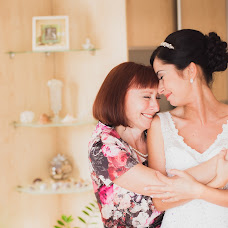 Wedding photographer Alena Chumara (Prickle). Photo of 16.08.2015