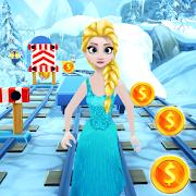 أميرة الجليد المدى