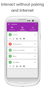 """EasyJoin """"Pro"""" - Manage Phone calls & SMS from PC - náhled"""