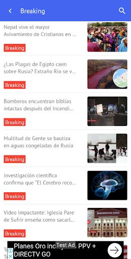 Noticias Cristianas - Cristianos Hoy Actualidad screenshot 5