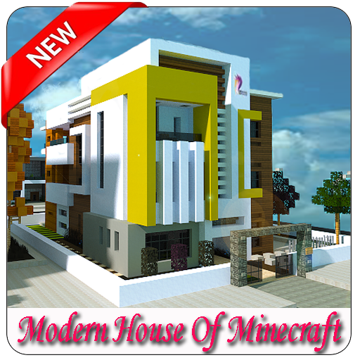 Modern house of minecraft android apps on google play for Modern house roleplay