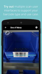 Scandit Barcode Scanner Demo screenshot 2
