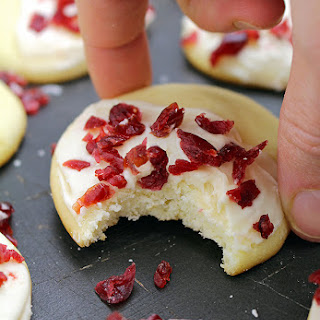 Whipped Cream Icing Sugar Cookies Recipes