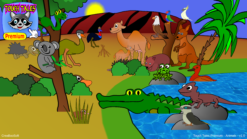 Скриншот Animals for Toddlers,Toddlers