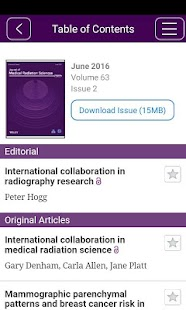 Jnl of Medical Radiation Sci- screenshot thumbnail