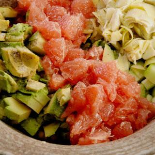 Quinoa Detox Chopped Salad
