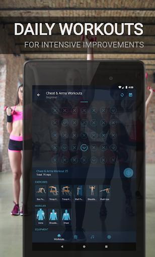 Home Workout - Fitness & Bodybuilding 1.2.6 Screenshots 18