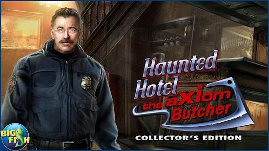 Haunted Hotel: The Axiom Butcher- screenshot thumbnail