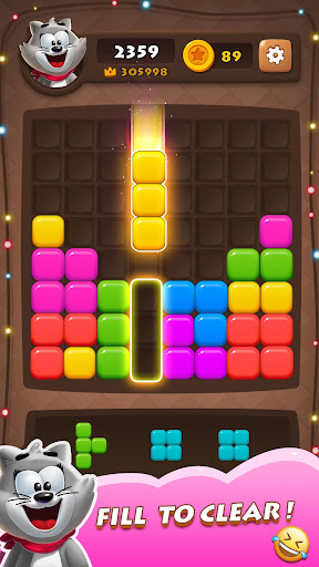 Puzzle Master - Sweet Block Puzzle screenshots 5