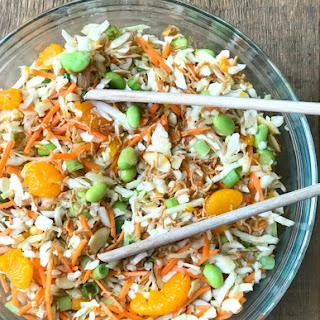 21 Day Fix Ramen Noodle Salad.